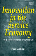 Innovation in the Service Economy
