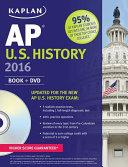 Kaplan AP U S  History 2016