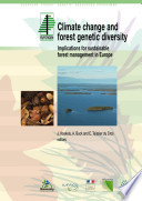 EUFORGEN Climate change and forest genetic diversity