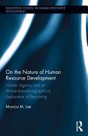 On the Nature of Human Resource Development Pdf/ePub eBook