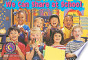We Can Share At School PDF