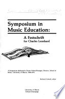 Symposium in Music Education