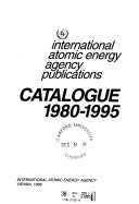 International Atomic Energy Agency Publications