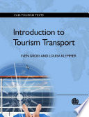 """Introduction to Tourism Transport"" by Sven Gross, Louisa Klemmer"