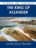 The King of Alsander   the Original Classic Edition
