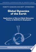 Global Dynamics Of The Earth Book PDF
