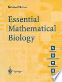 Essential Mathematical Biology Book