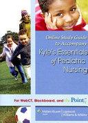 Study Guide to Accompany Essential Textbook of Pediatric Nursing