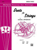 Pdf Duets for Strings, Book III Telecharger
