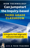 How Technology Can Jumpstart the Inquiry based Third Grade Classroom