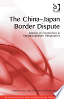 The China Japan Border Dispute Book