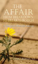 The Affair From Breakdown To Breakthrough A Therapist S Real Life Journey