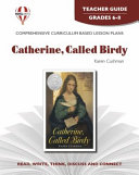 Catherine, Called Birdy Teacher Guide