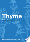 """Thyme: The Genus Thymus"" by Elisabeth Stahl-Biskup, Francisco Saez"