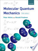 Molecular Quantum Mechanics Book