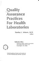 Quality Assurance Practices for Health Laboratories