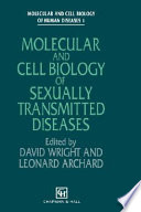 Molecular And Cell Biology Of Sexually Transmitted Diseases Book PDF