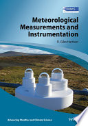Meteorological Measurements And Instrumentation Book PDF