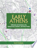 Early Athens