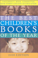 Best Children's Books of the Year 2008
