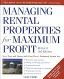 Managing Rental Properties for Maximum Profit