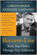 Recover to Live Pdf/ePub eBook