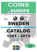 Coins of SWEDEN 1901 2015