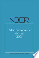 NBER Macroeconomics Annual 2003