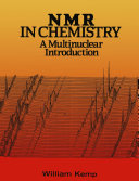 Nuclear Magnetic Resonance in Chemistry