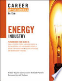 Career Opportunities In The Energy Industry Book PDF