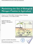 Maximising The Use Of Biological Nitrogen Fixation In Agriculture