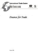 Finance for Trade