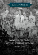 Pdf Women's Colonial Gothic Writing, 1850-1930 Telecharger