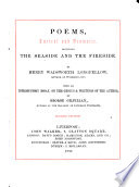 Poems lyrical and dramatic  including    The seaside and the fireside        Second edition