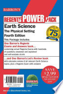 Earth Science the Physical Setting Power Pack