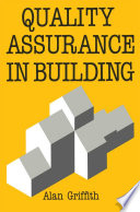 Quality Assurance in Building Book