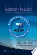 Advanced Nondestructive Evaluation Ii