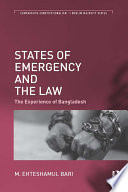 States of Emergency and the Law Book