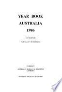 Year Book Australia 1986 No 70