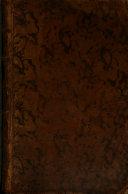 Dictionnaire dramatique, contenant l'histoire des Théâtres, les Régles du genre dramatique, les observations des Maîtres les plus célebres, & des réflexions nouvelles sur les spectacles