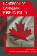 Handbook of Canadian Foreign Policy Book