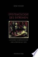 Epistemologie des Extremen