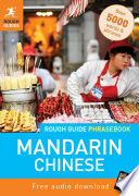 Rough Guide Phrasebook  Mandarin Chinese