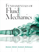 Fundamentals of Fluid Mechanics 7e + WileyPLUS Registration Card