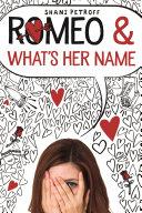 Romeo & What's Her Name [Pdf/ePub] eBook