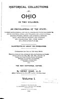 Historical Collections of Ohio     an Encyclopedia of the State