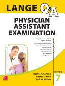 LANGE Q&A Physician Assistant Examination, Seventh Edition Pdf/ePub eBook