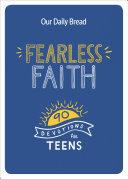 Fearless Faith Book