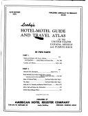 Pdf Leahy's Hotel-motel Guide and Travel Atlas of the United States, Canada, and Mexico