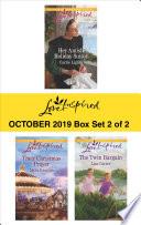Harlequin Love Inspired October 2019 - Box Set 2 of 2